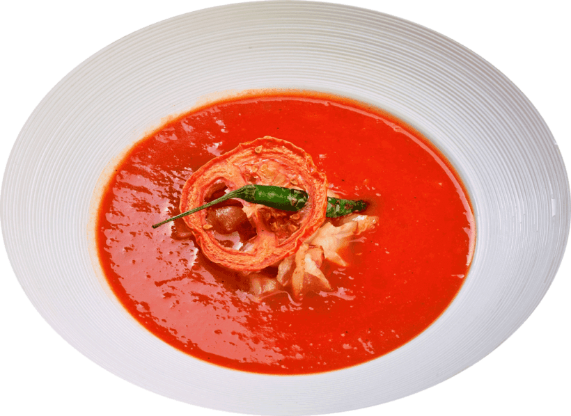 Easy Going Gazpacho